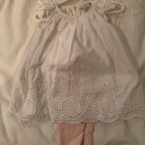 Tahari Baby Dress